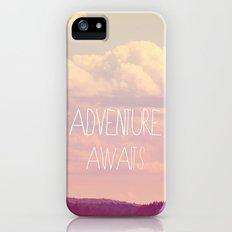 Adventure Awaits  iPhone (5, 5s) Slim Case