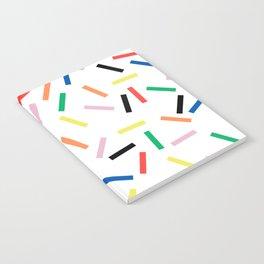 Sprinkles Fresh Notebook