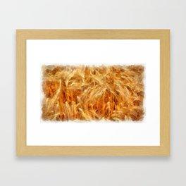 cereals Framed Art Print