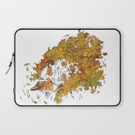Afternoon snooze Laptop Sleeve