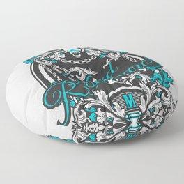 The Myth Floor Pillow