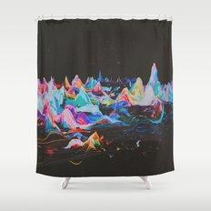 drėmdt Shower Curtain