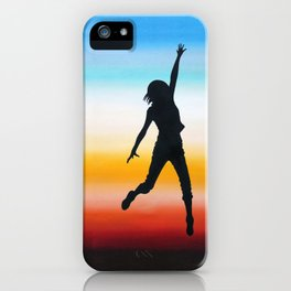 Touch the Sky_Samsung Galaxy S4 iPhone Case