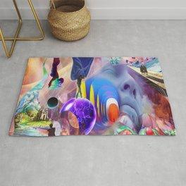 'Dreamspace & Lucid Dreaming' Rug