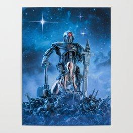 The Quantum Warrior Poster
