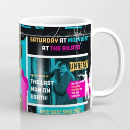 Spook Show Tribute Poster 04 Coffee Mug