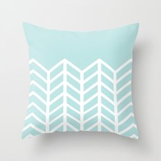 TIFFANY CHEVRON Throw Pillow
