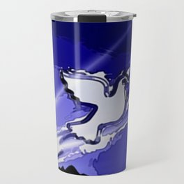 Fly, fly away. Travel Mug