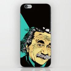 Albert iPhone & iPod Skin