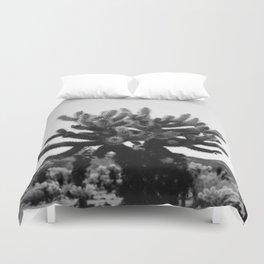 Cholla Cactus Garden XI Duvet Cover
