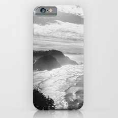 Cape Lookout - Black & White iPhone 6 Slim Case