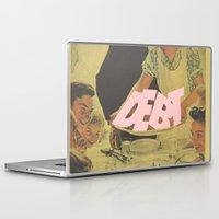 bondage Laptop & iPad Skins featuring Debt Bondage by Robert Cooper