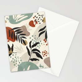 Abstract modern nature 65 Stationery Cards