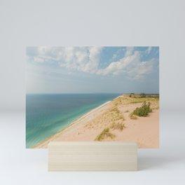Summer at the Dunes Mini Art Print