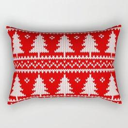 Christmas tree's Rectangular Pillow