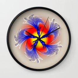 Abstract - Perfection 49 Wall Clock