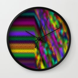 Coctail Wall Clock
