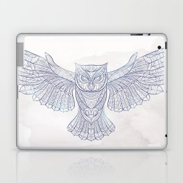 Ethnic Owl Laptop & iPad Skin