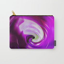 """New Wormhole"" Print Carry-All Pouch"