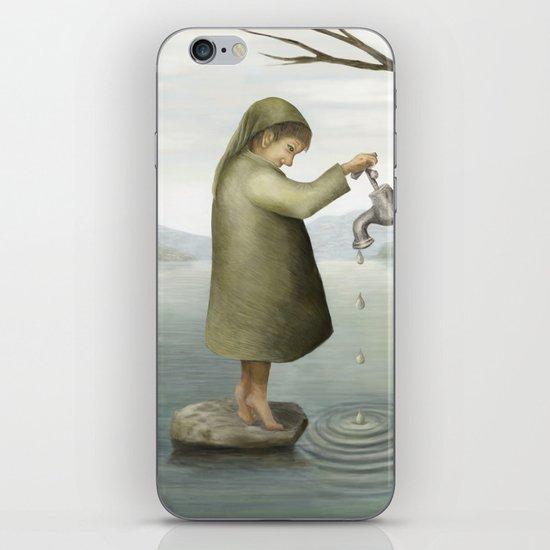 Drip, drip, drip iPhone & iPod Skin