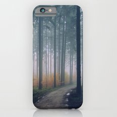 Into the woods #fog iPhone 6s Slim Case