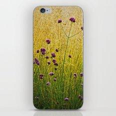 Verbena iPhone & iPod Skin
