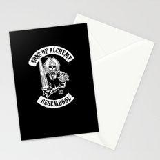 Sons of Alchemy Stationery Cards