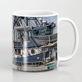 FISHING BOATS VISE A VERSA Coffee Mug