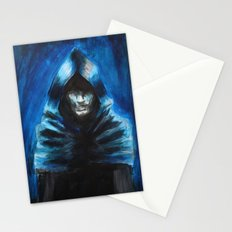 The Hooded One Stationery Cards