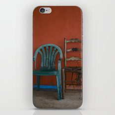 LONELY CHAIRS #6 iPhone & iPod Skin