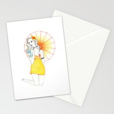 Pin-Up  Stationery Cards