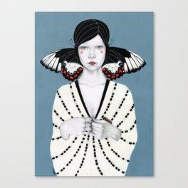 Mila Canvas Print