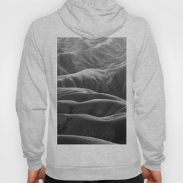 Endless Valleys (Black and White) Hoody