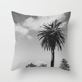 Keep Palm, and Carry On Throw Pillow