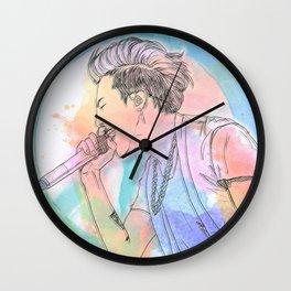 Happy818GDay Wall Clock