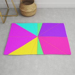 Interesting Colours Rug