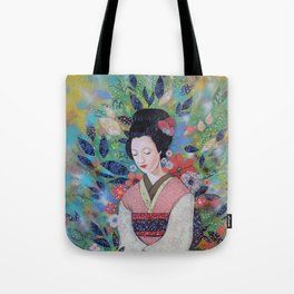 always a maiko Tote Bag