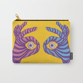 Thief Eyes Carry-All Pouch