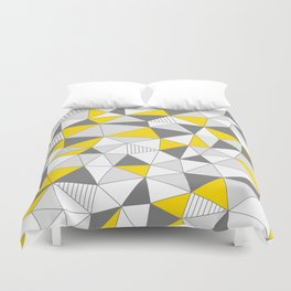 pattern-T Duvet Cover