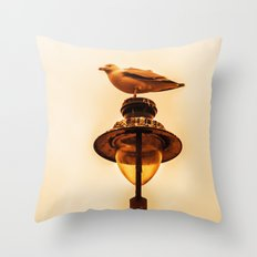 Larus Throw Pillow