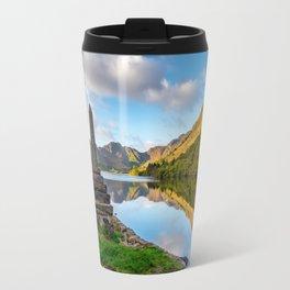 Crafnant Lake Obelisk Travel Mug