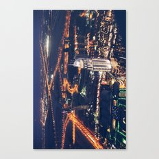 Skyline / Night Sky Canvas Print