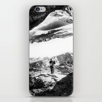 return iPhone & iPod Skins featuring Return to isolation planet by Stoian Hitrov - Sto