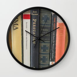 austenland Wall Clock