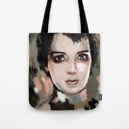 Winona Ryder Tote Bag