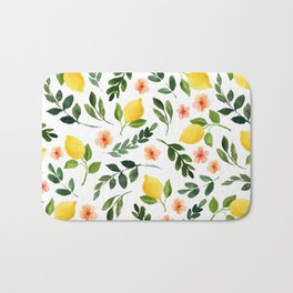 Lemon Grove Bath Mat