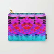 Neon Time Carry-All Pouch