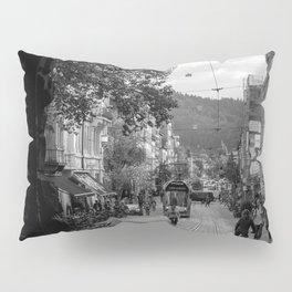 Streets of Freiburg Pillow Sham