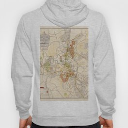 Map of Canberra 1927 Hoody
