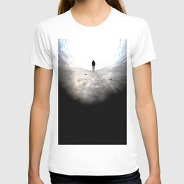 look out. T-shirt